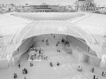 Projet Forum des Halles de Paris